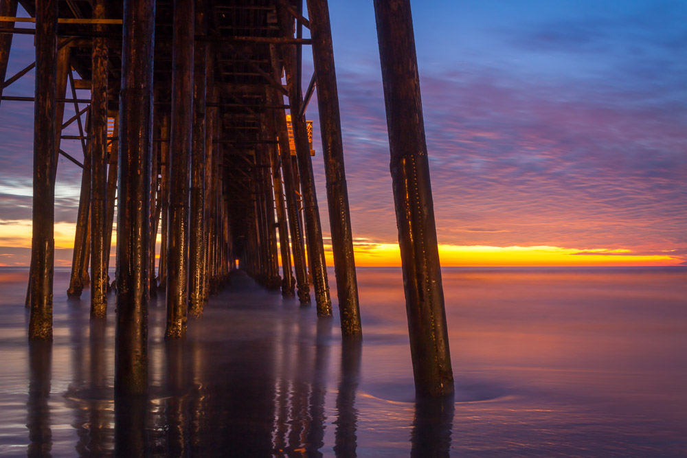 SUNSET-PIER-OCEANSIDE-SAN-DIEGO-CA