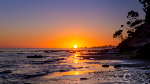 SUNSET-SANTA-BARBARA-CA