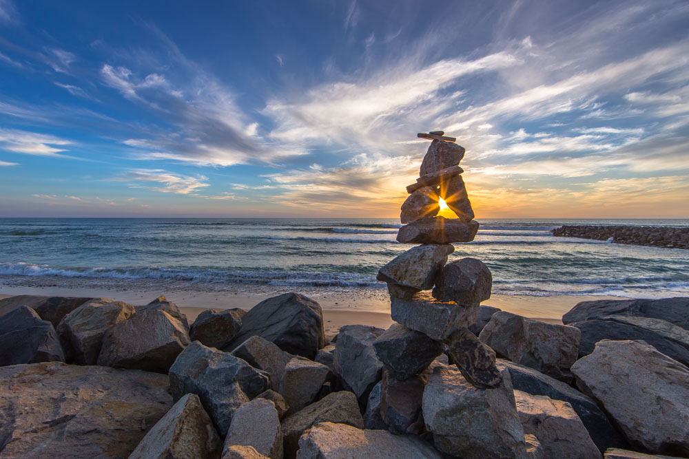 CARLSBAD-STACKED-ROCKS-SUNSET-SAN-DIEGO-CA