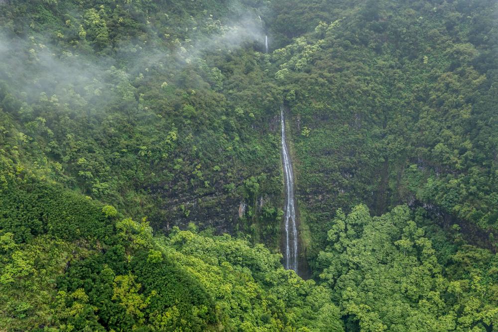 Waterfalls-Hawaii