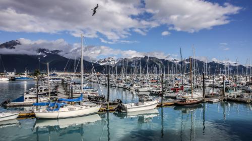 SEWARD-ALASKA