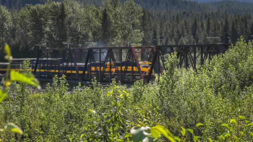 ALASKA-TRAIN