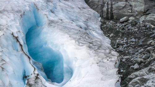 GLACIER-ALASKA