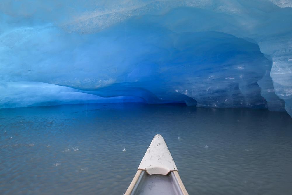 ICE-CAVE-CANOE-ALASKA