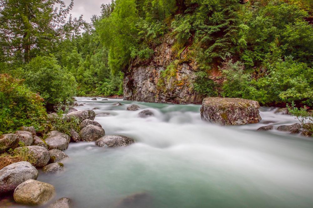 ALASKA-RIVER