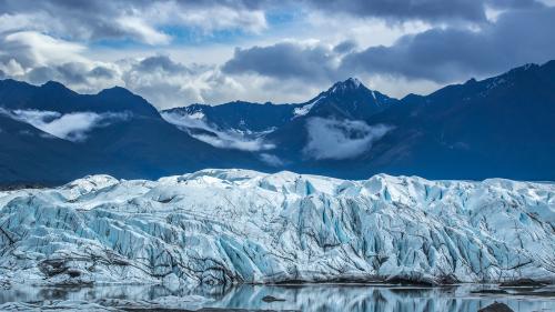 ALASKA-GLACIER